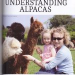 Alpaca handling article in the BAS alpaca yearbook