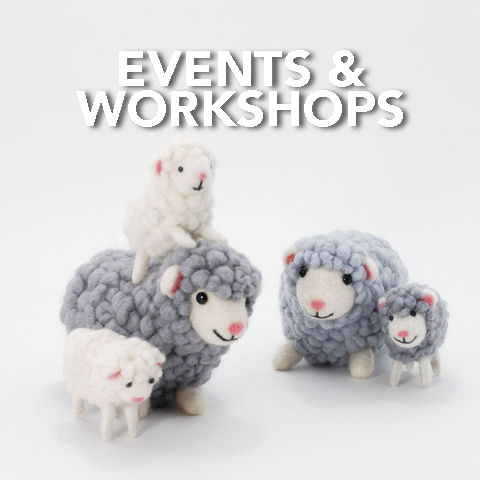 Springfarm Alpacas - Events and Workshops