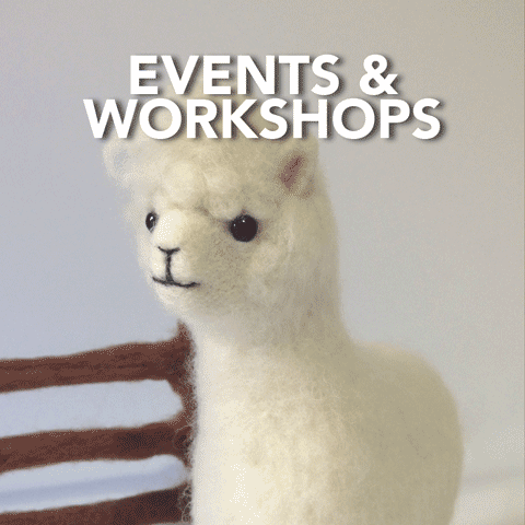 Springfarm Alpacas - Events and Workshops