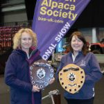 Suri Herd Sires of the Year! At the BAS National