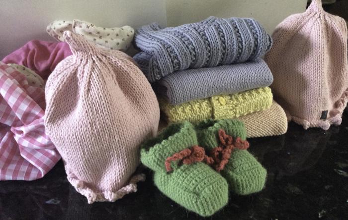 crochet and knitting workshops at Spring Farm Alpacas