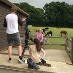 Busy Summer! Alpaca trekking in full swing
